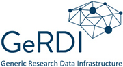 GeRDI – Generic Research Data Infrastructure
