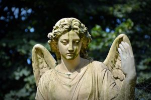 GeRDI Research Community: Digital Humanities at the University of Leipzig - Angel Statue