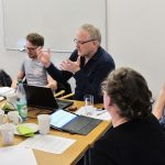 The GeRDI Project Team met at the TUD in Dresden.