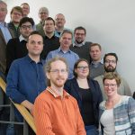 The GeRDI Project Team met at the DFN in Berlin.