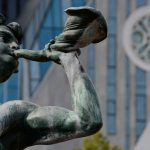 GeRDI Research Community: Digital Humanities at the University of Leipzig - Statue