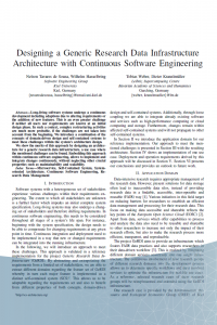 Download Publication: Designing a Generic Research Data Infrastructure Architecture with Continuous Software Engineering