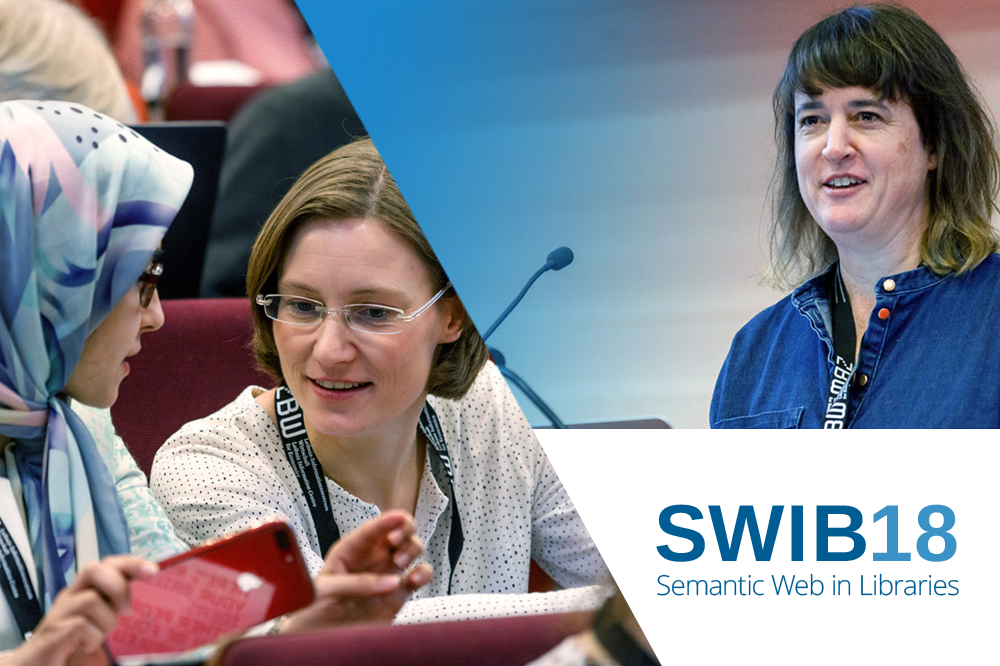 GeRDI at SWIB18 (Semantic Web in Libraries)