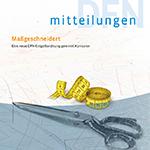 DFN Mitteilungen Ausgabe 96: GeRDI – disziplinübergreifende Forschungsdateninfrastruktur von morgen (in German, page 30